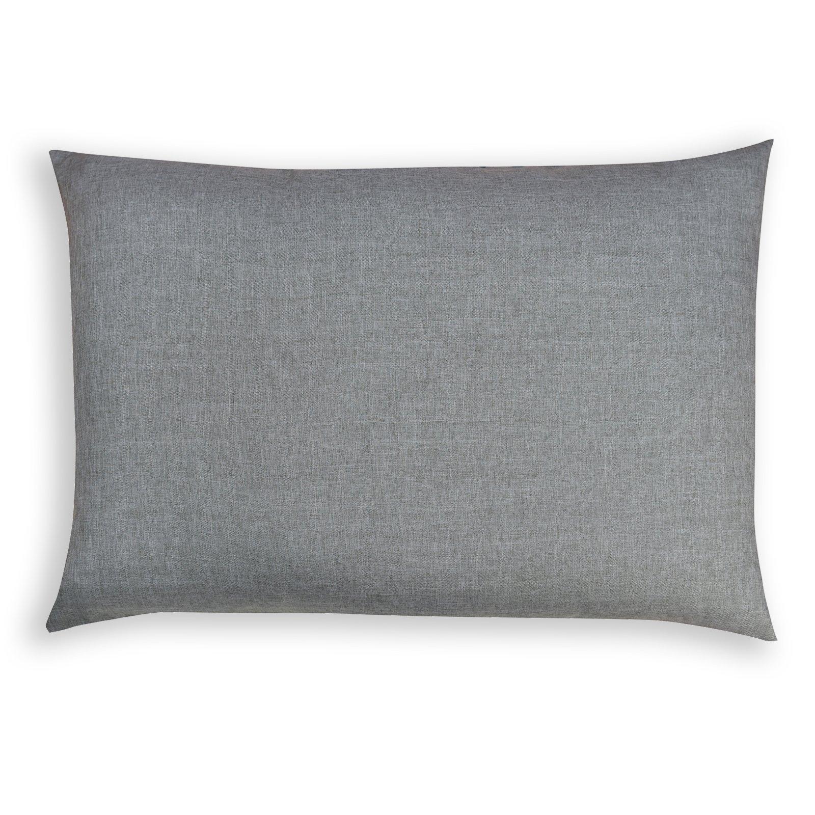 kissen bert anthrazit 60x80 cm sofakissen kissen deko haushalt roller m belhaus. Black Bedroom Furniture Sets. Home Design Ideas