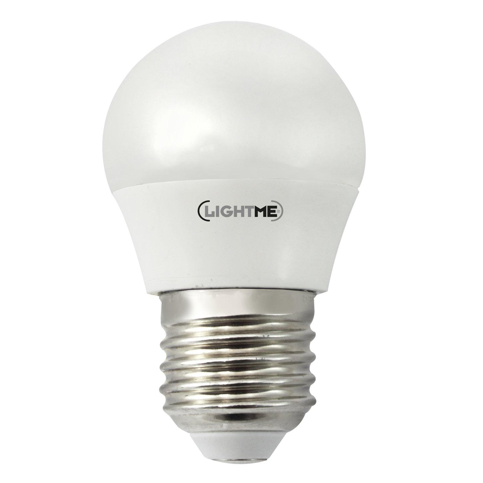 led leuchtmittel tropfen lightme e27 5 5 watt warmwei led leuchtmittel leuchtmittel. Black Bedroom Furniture Sets. Home Design Ideas