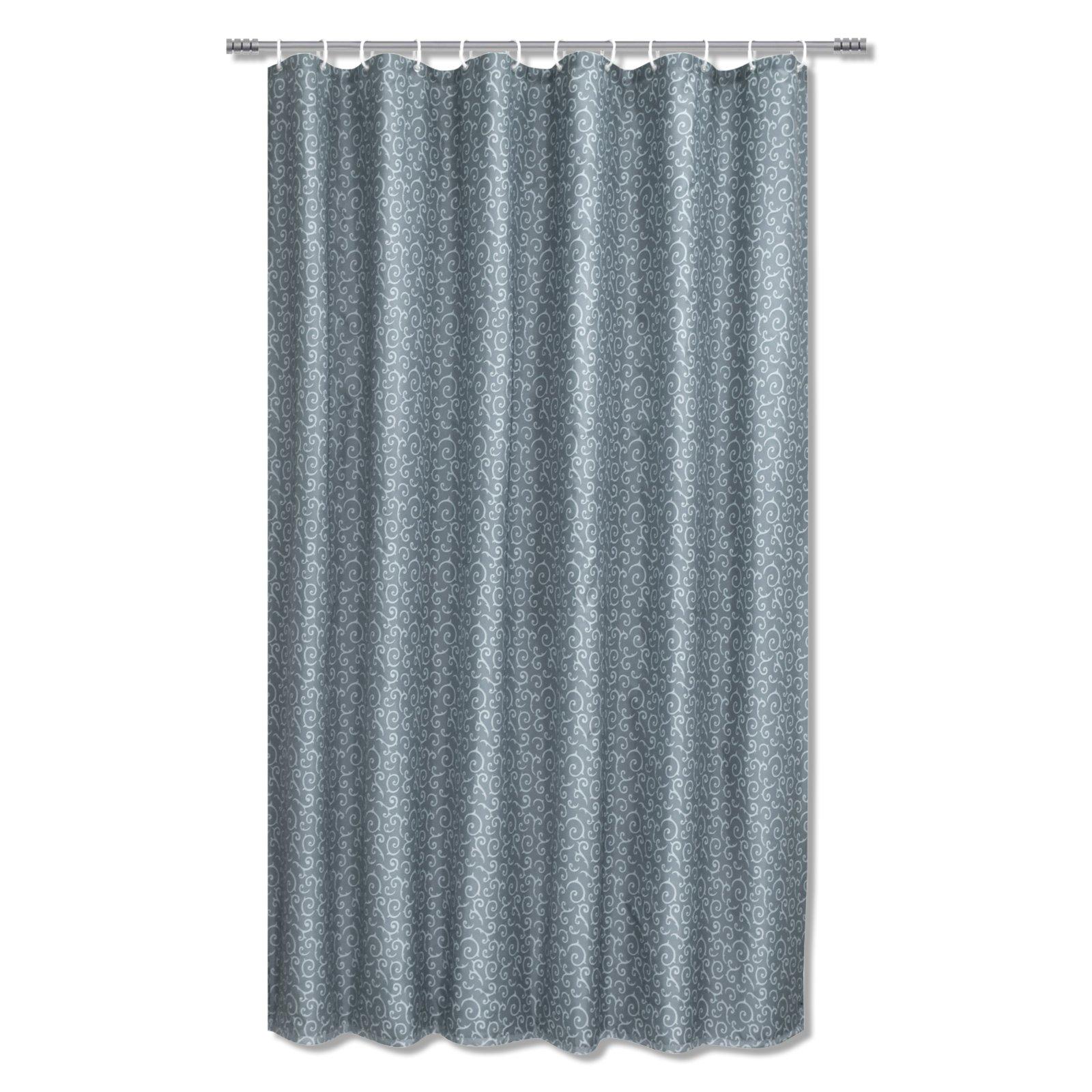 Duschvorhang grau preisvergleich - Schwarzer duschvorhang ...