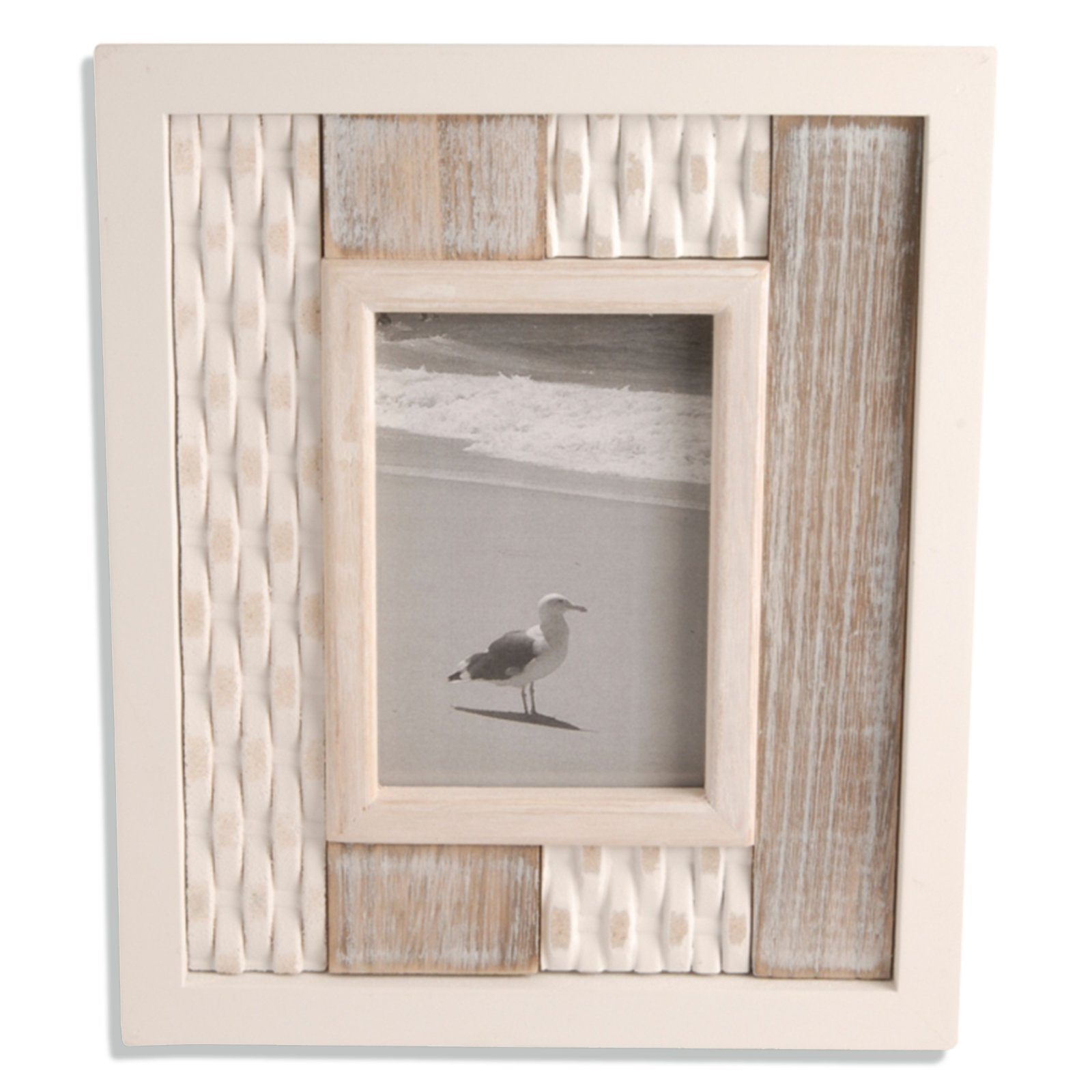 Bilderrahmen - Holz - weiß - 20x24 cm | Bilderrahmen | Deko-Artikel ...