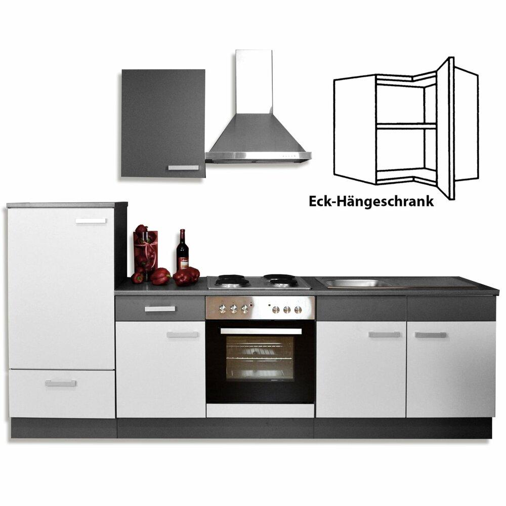 eck h ngeschrank greta graphit 60x64 cm k che greta schrankserien k chenschr nke. Black Bedroom Furniture Sets. Home Design Ideas