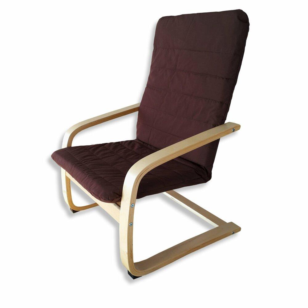 schwingsessel braun massivholzangebot bei roller kw in deutschland. Black Bedroom Furniture Sets. Home Design Ideas