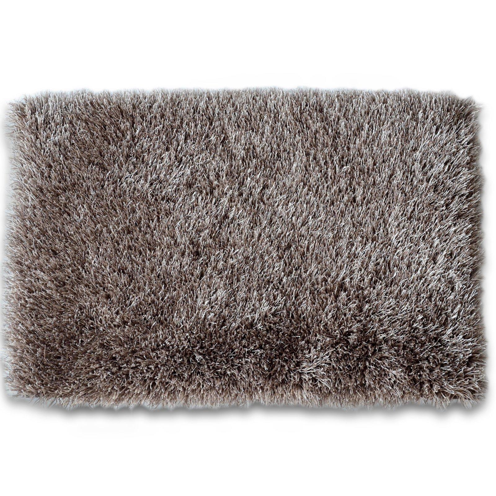 br cke braun 160x230 cm einfarbige teppiche. Black Bedroom Furniture Sets. Home Design Ideas