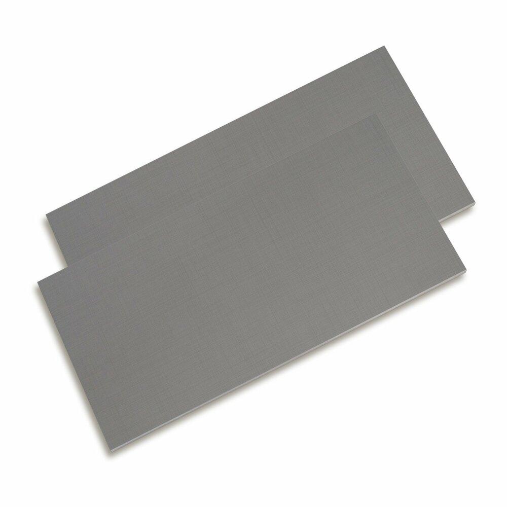 2er set einlegeb den grau f r 110er fachbreite einlegeb den kleiderschrank zubeh r. Black Bedroom Furniture Sets. Home Design Ideas