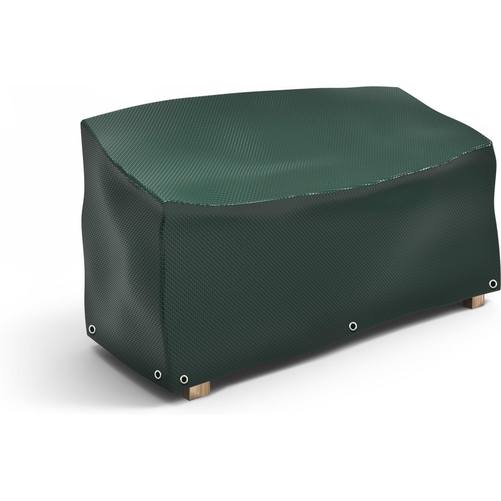 schutzh lle f r gartenbank gr n 160x75x78 cm schutzh llen gartenm bel wohnbereiche. Black Bedroom Furniture Sets. Home Design Ideas