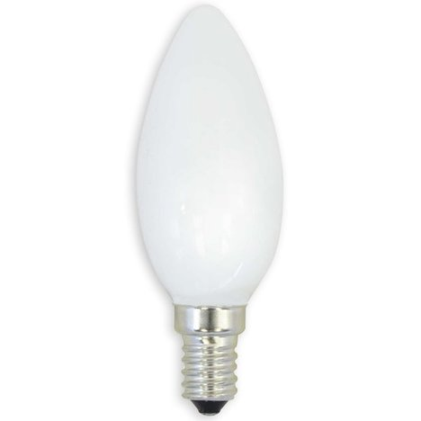 C35 LED-Kerzenlampe LIGHTME - Nostalgia - E14 - 1,8 W - warmweiß