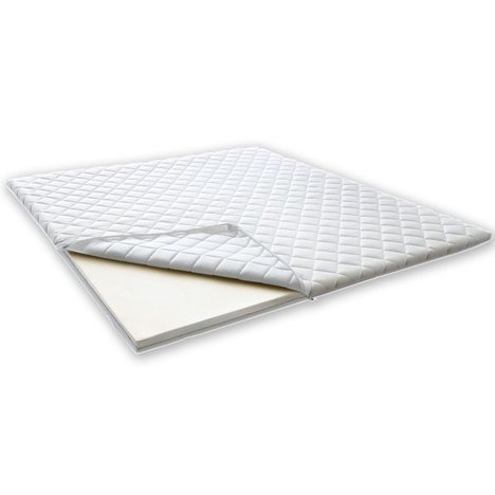 topper kaltschaum wei 180x200 cm topper matratzen. Black Bedroom Furniture Sets. Home Design Ideas