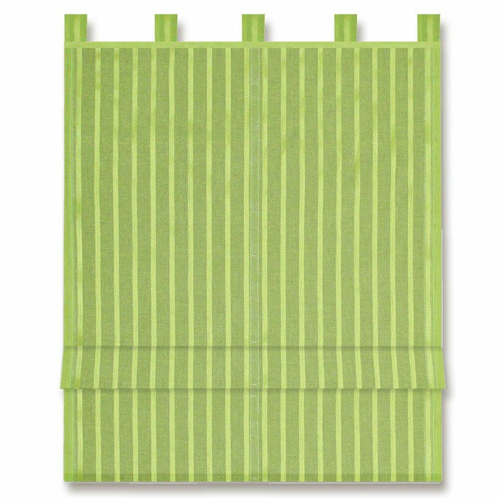 raffrollo bella gr n 60x140 cm sichtschutz. Black Bedroom Furniture Sets. Home Design Ideas