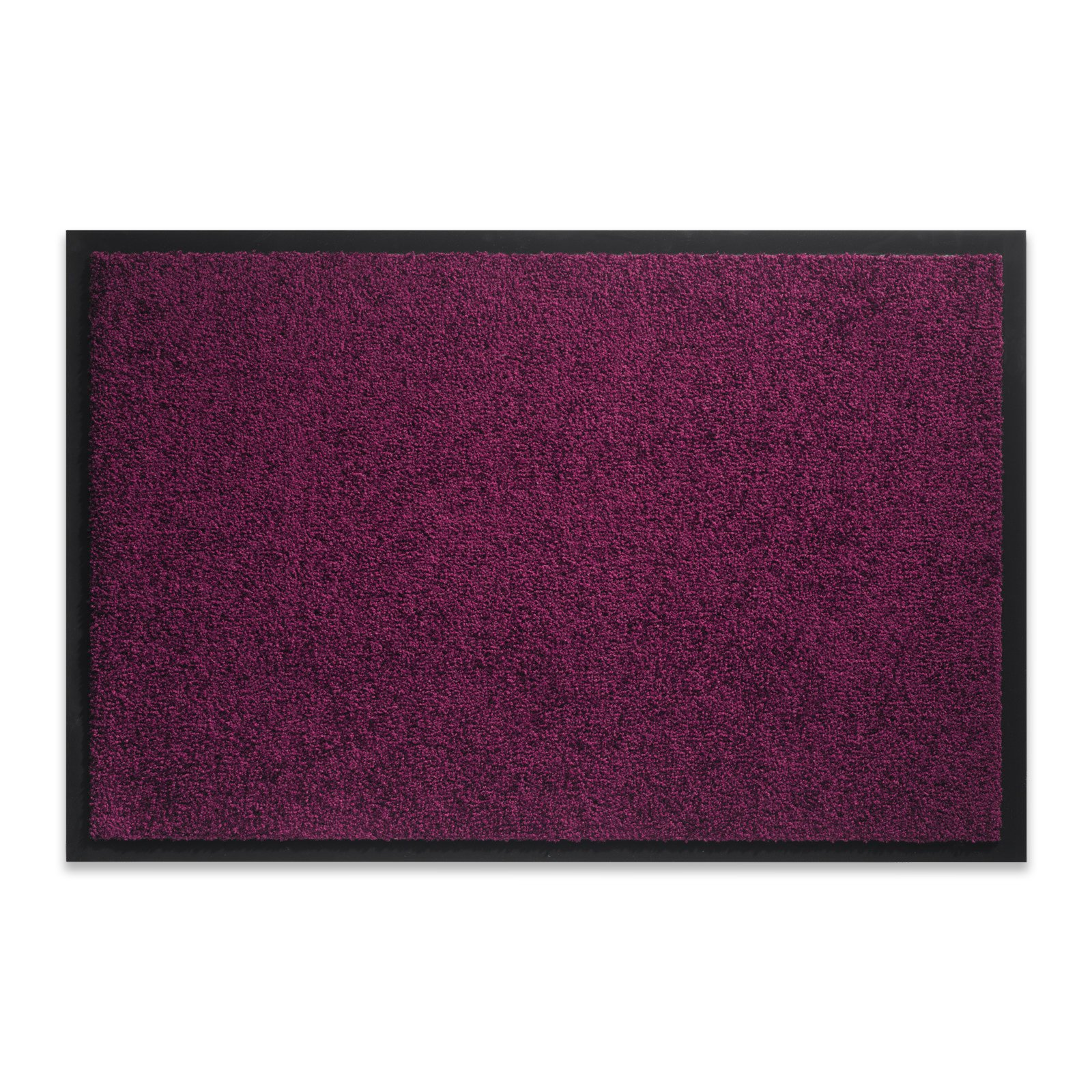 Fußmatte TWISTER - purple - 90x60 cm