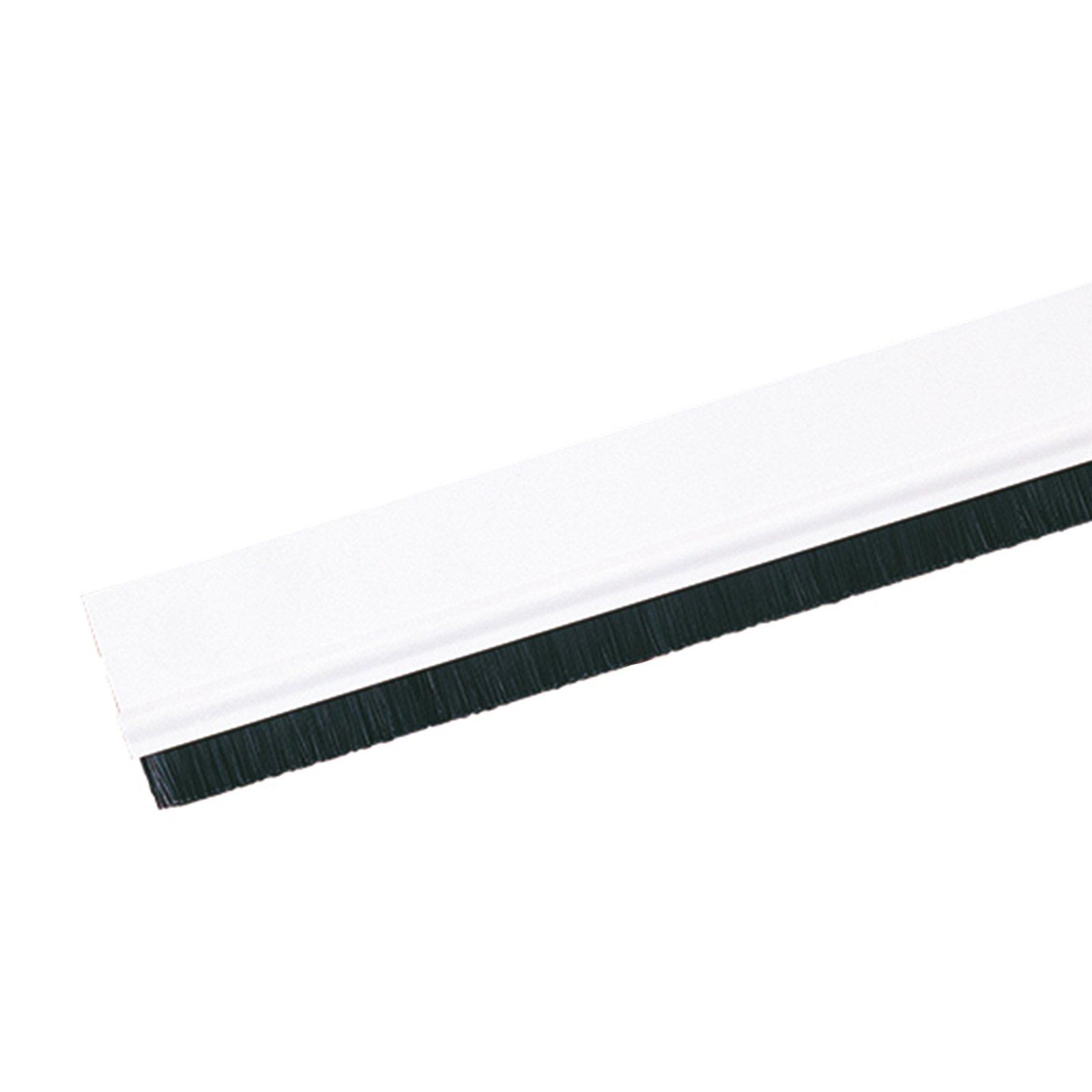 Türbürstendichtung SK - weiß - 100 cm