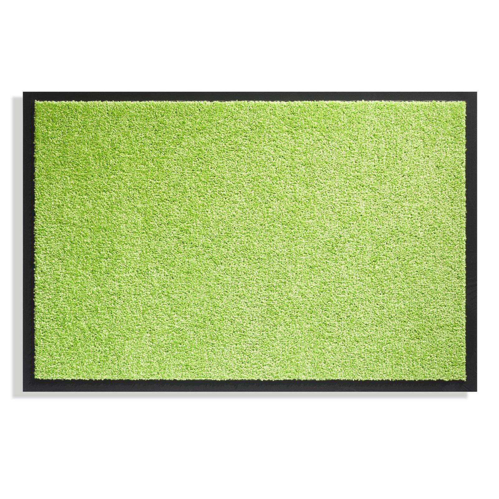 Fußmatte TWISTER - lime - 90x60 cm
