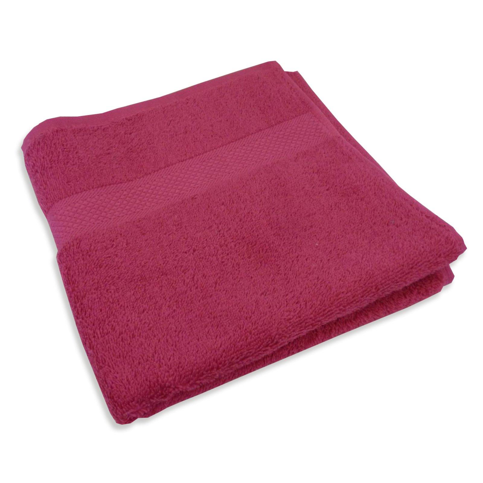 Handtuch PREMIUM - pink - 50x100 cm