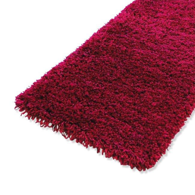 teppich shaggy plus purple 160x230 cm hochflor shaggyteppiche teppiche l ufer. Black Bedroom Furniture Sets. Home Design Ideas