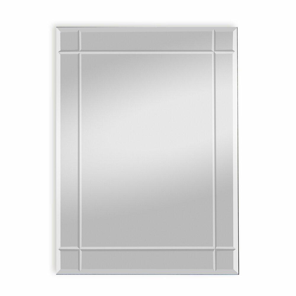 spiegel jan mit facettenschliff 55x70 cm wandspiegel spiegel deko haushalt roller. Black Bedroom Furniture Sets. Home Design Ideas