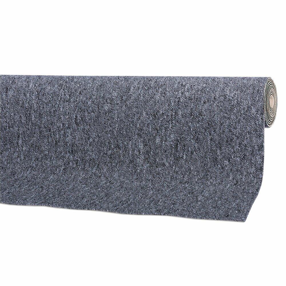 teppichboden torgau grau 4 meter breit teppichboden bodenbel ge baumarkt roller. Black Bedroom Furniture Sets. Home Design Ideas