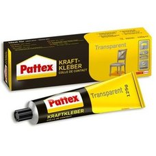 Pattex Kraftkleber - transparent - 125 g
