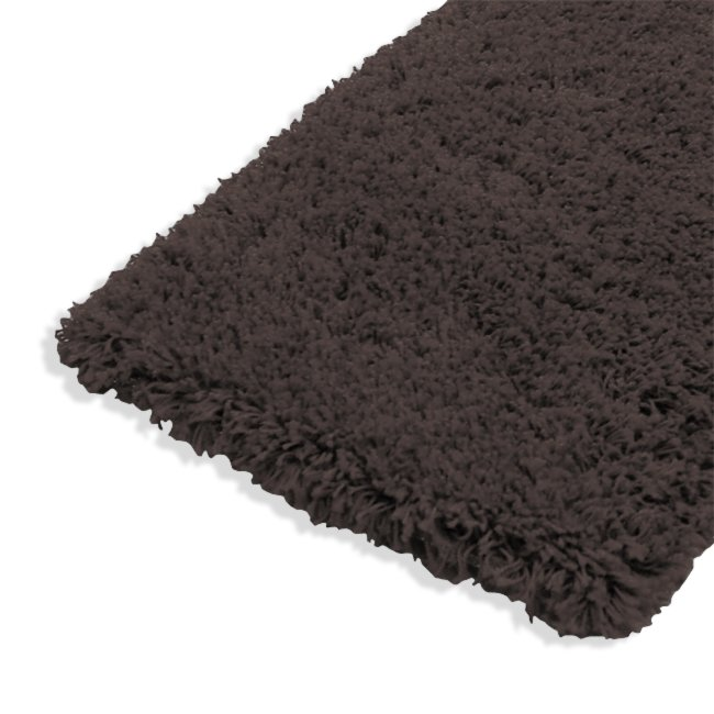 hochflor teppich shaggy plus grau 200x290 cm hochflor shaggyteppiche teppiche. Black Bedroom Furniture Sets. Home Design Ideas