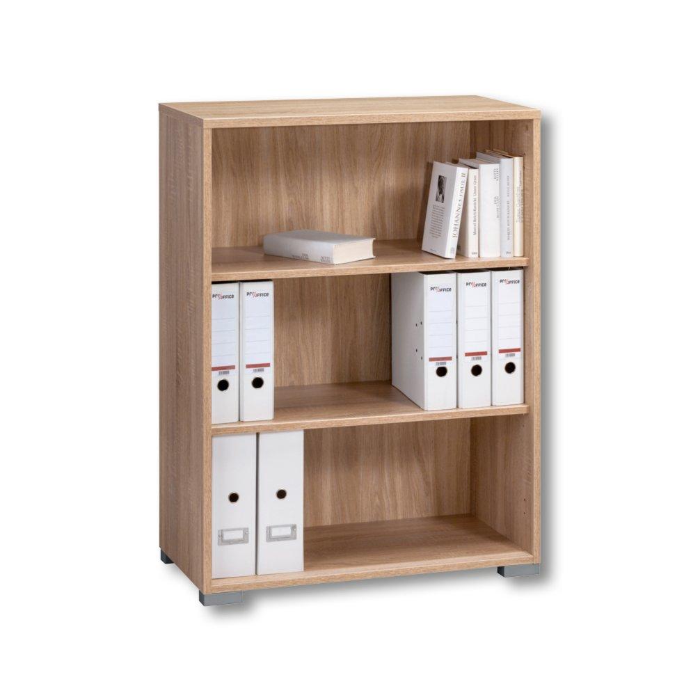 roller aktenregal system sonoma eiche ebay. Black Bedroom Furniture Sets. Home Design Ideas