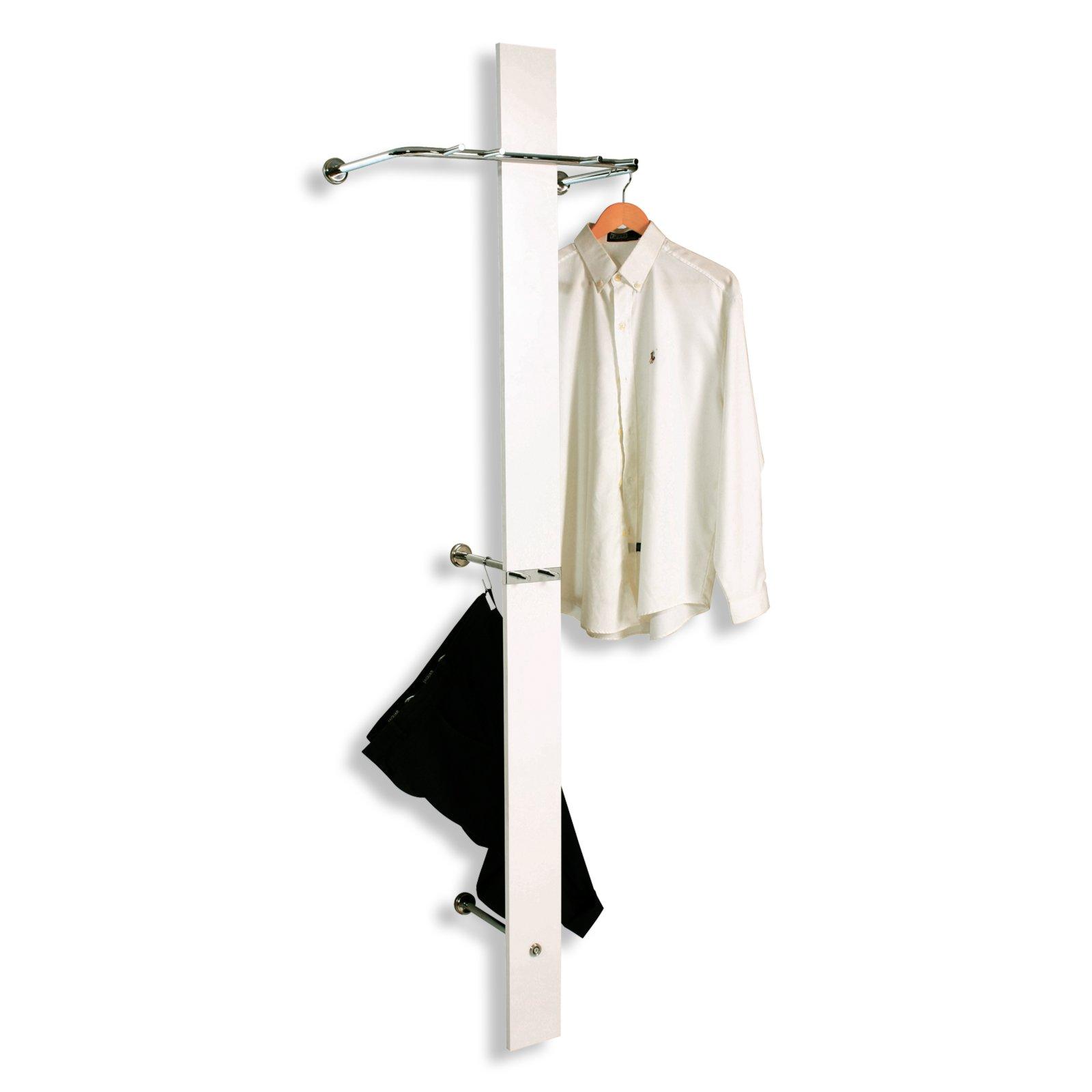 Wandgarderobe wandgarderoben paneele flur diele for Flur garderoben paneele