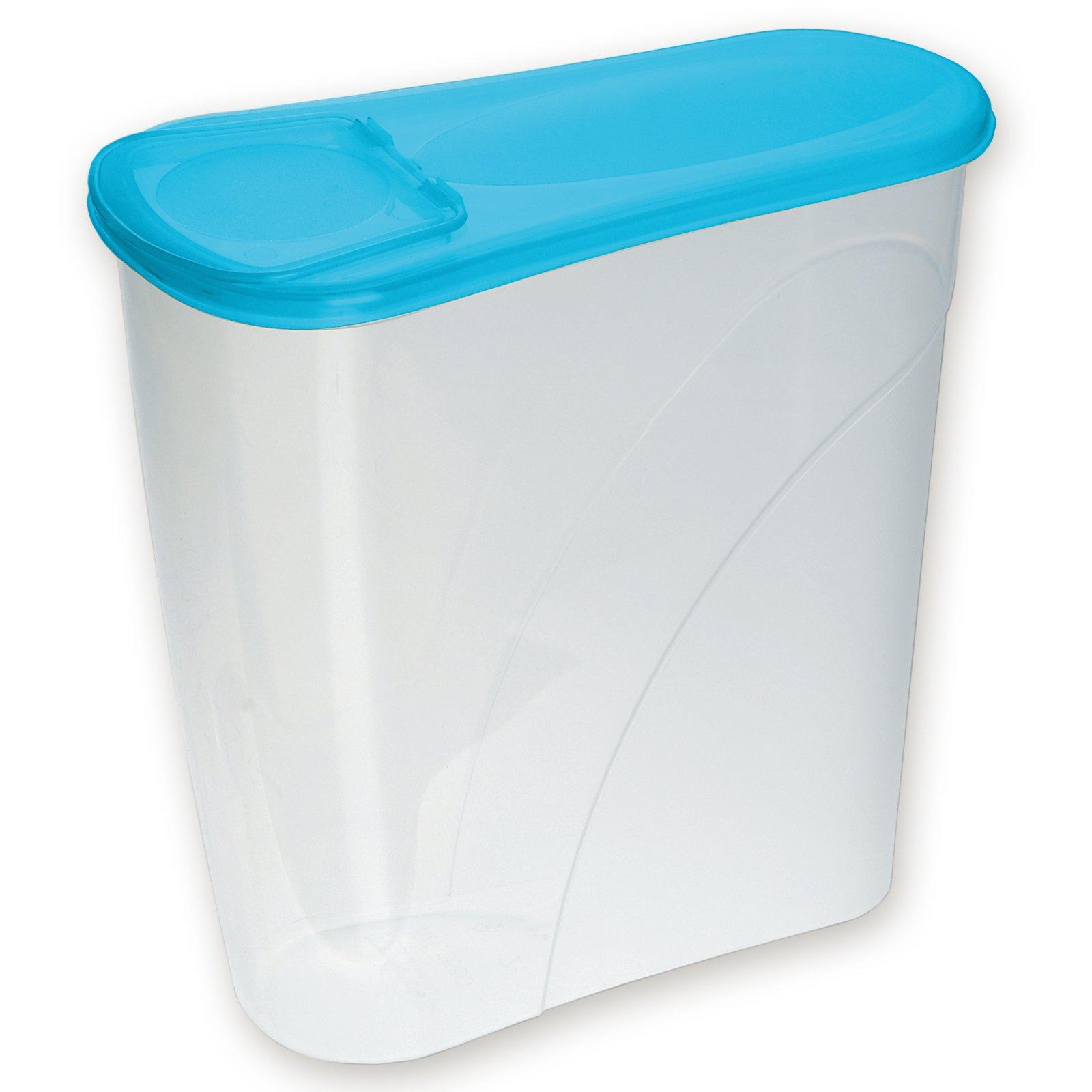 Schüttdose - hellblau - 2,6 Liter