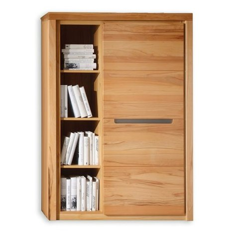 Highboard ZINO - Kernbuche teilmassiv - 98 cm
