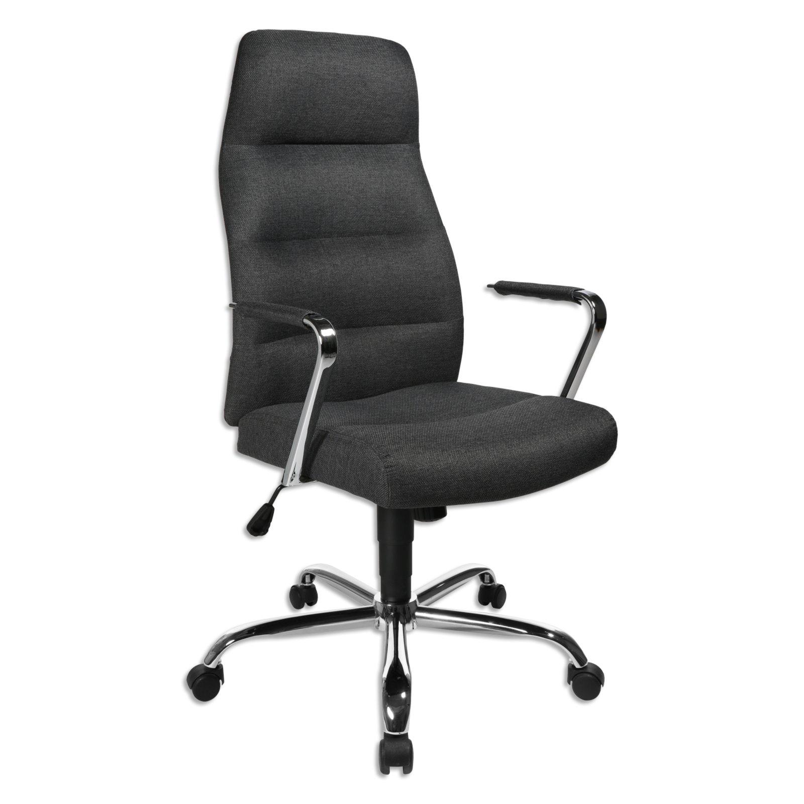 drehstuhl chairman schwarz wippmechanik schreibtisch b rost hle st hle hocker. Black Bedroom Furniture Sets. Home Design Ideas