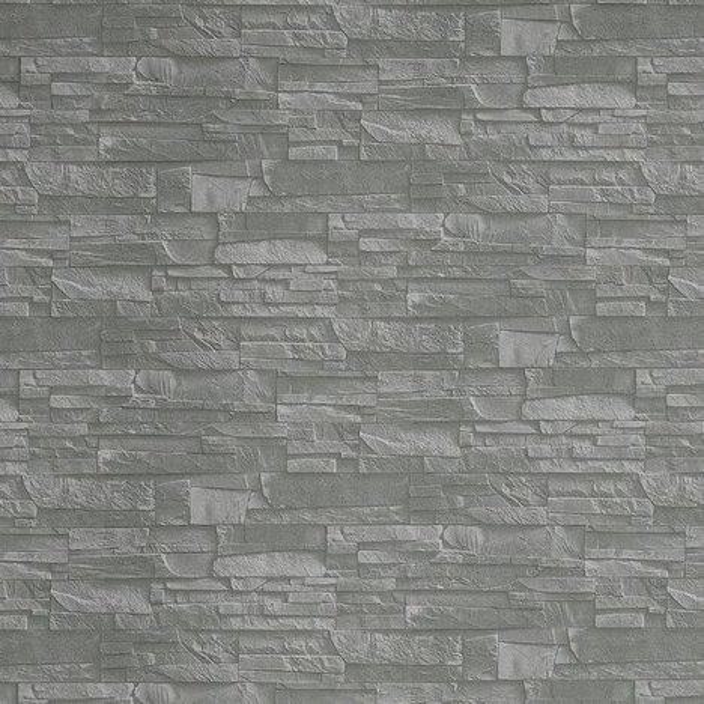 steintapete vlies grau stein vliestapeten tapeten borten renovieren roller. Black Bedroom Furniture Sets. Home Design Ideas