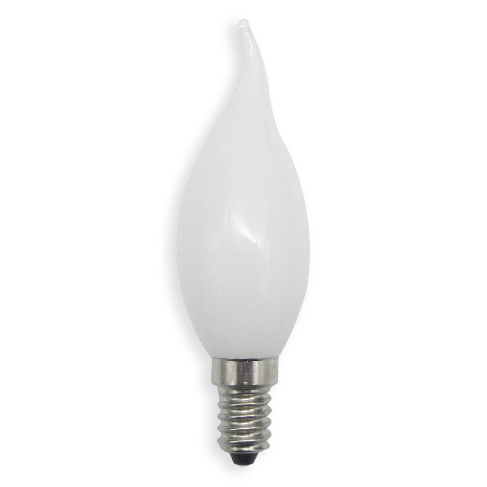 led windsto lampe nostalgia lightme e14 3 w warmwei led leuchtmittel leuchtmittel. Black Bedroom Furniture Sets. Home Design Ideas