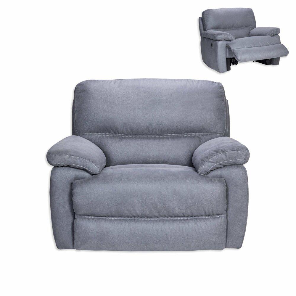sessel grau relaxfunktion online bei roller g nstig. Black Bedroom Furniture Sets. Home Design Ideas
