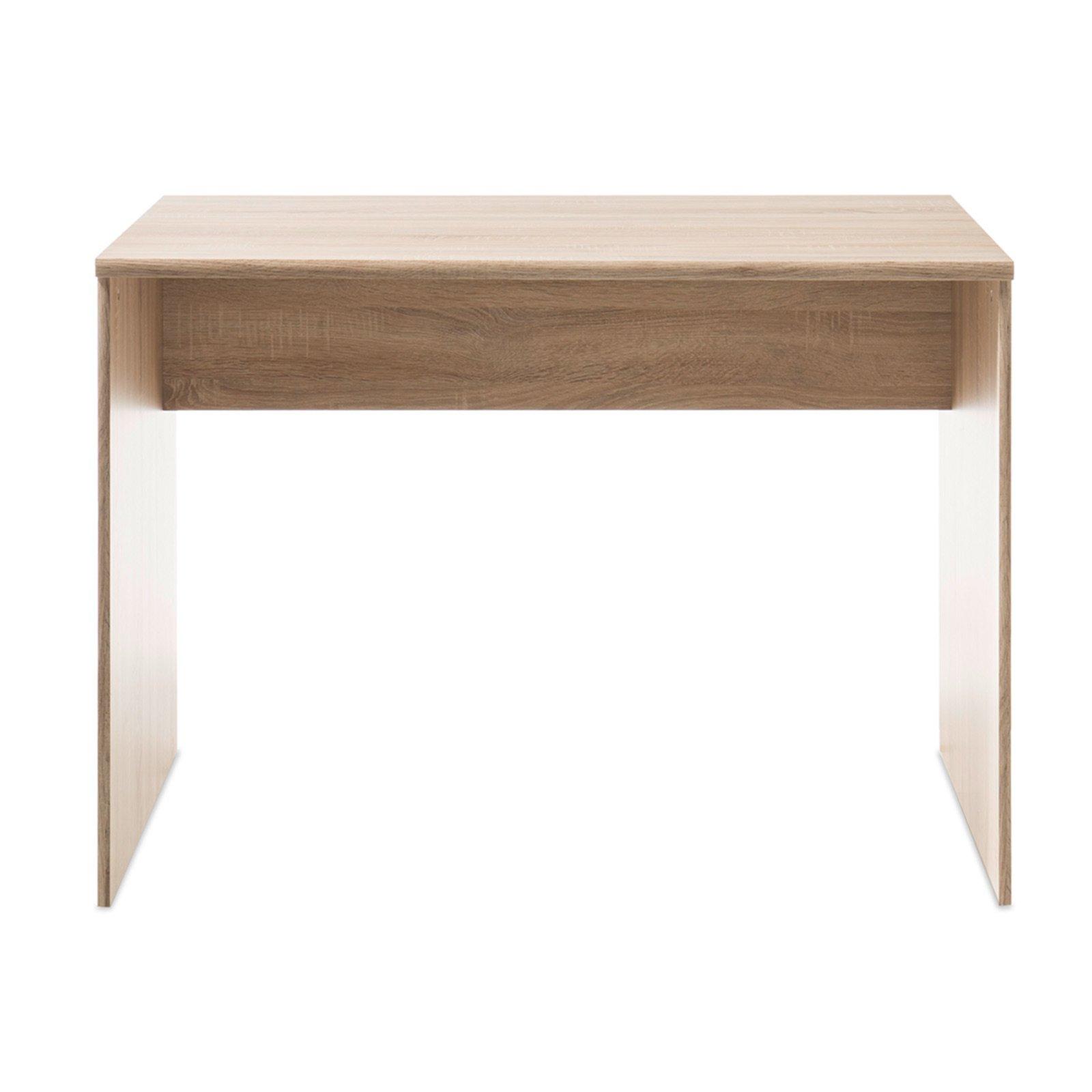 Schreibtisch optimus sonoma eiche 75 cm hoch for Schreibtisch hoch