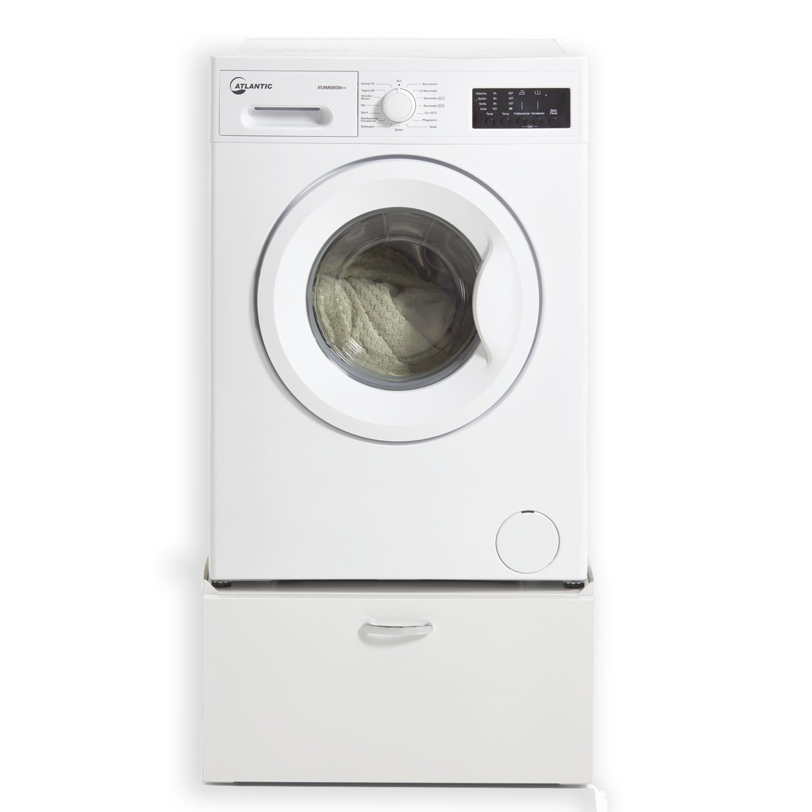 Waschmaschinen-Unterschrank HOMY CASA