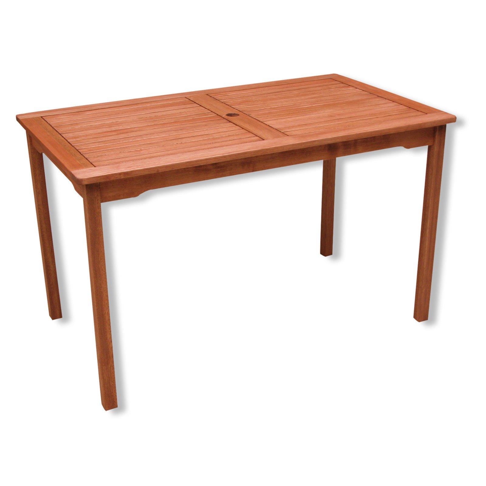 gardiola gartentisch mission eukalyptus massiv 120x72 cm gartentische gartenm bel. Black Bedroom Furniture Sets. Home Design Ideas