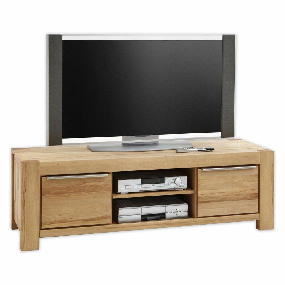 lowboard nena wildeiche massiv 155 cm breit. Black Bedroom Furniture Sets. Home Design Ideas