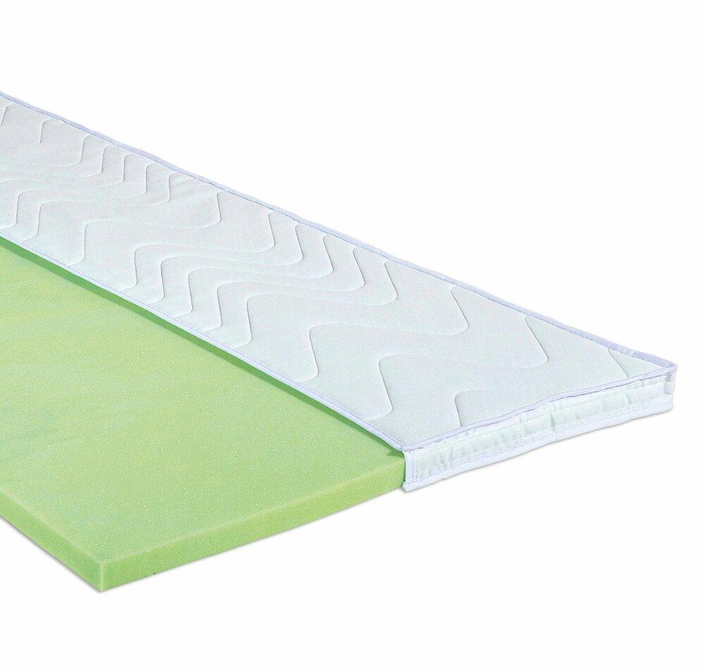 topper kaltschaum 80x200 cm topper matratzen lattenroste schlafzimmer wohnbereiche. Black Bedroom Furniture Sets. Home Design Ideas