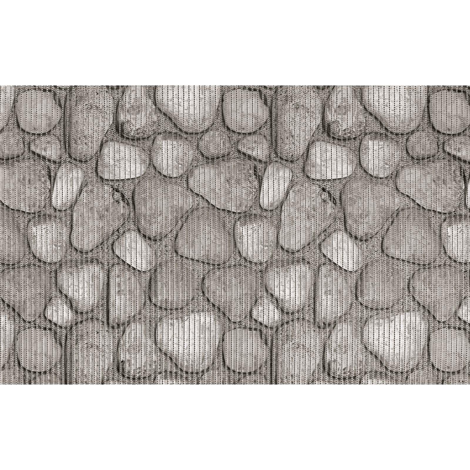Universal-Badmatte - grau - 80x50 cm