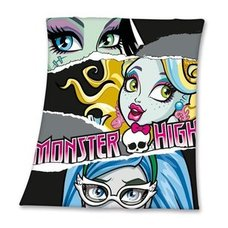 Fleecedecke MONSTER HIGH - 125x150 cm - 2554000401