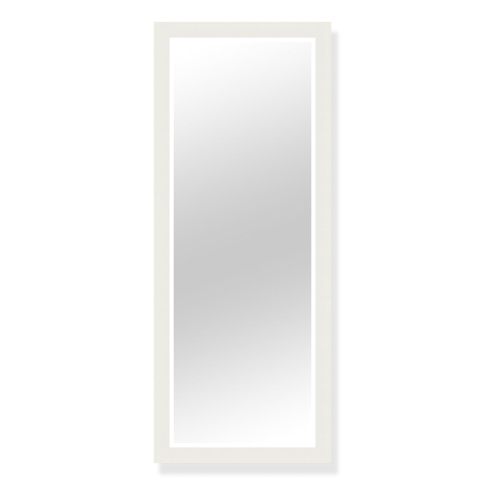 roller wandspiegel paris wei hochglanz 70x170 cm eur 59 99 picclick de. Black Bedroom Furniture Sets. Home Design Ideas