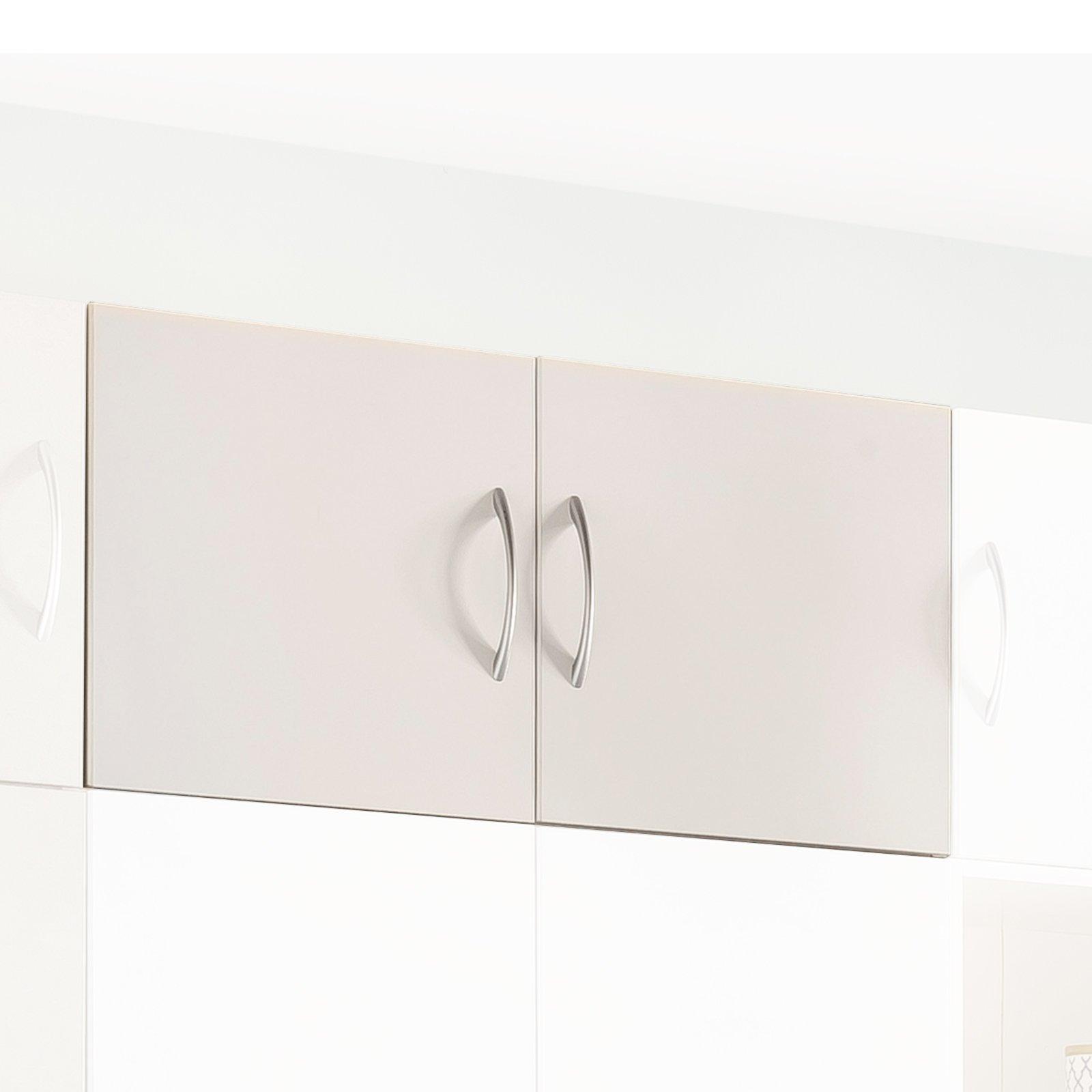 aufsatz multiraumkonzept wei 80x40x40 cm. Black Bedroom Furniture Sets. Home Design Ideas