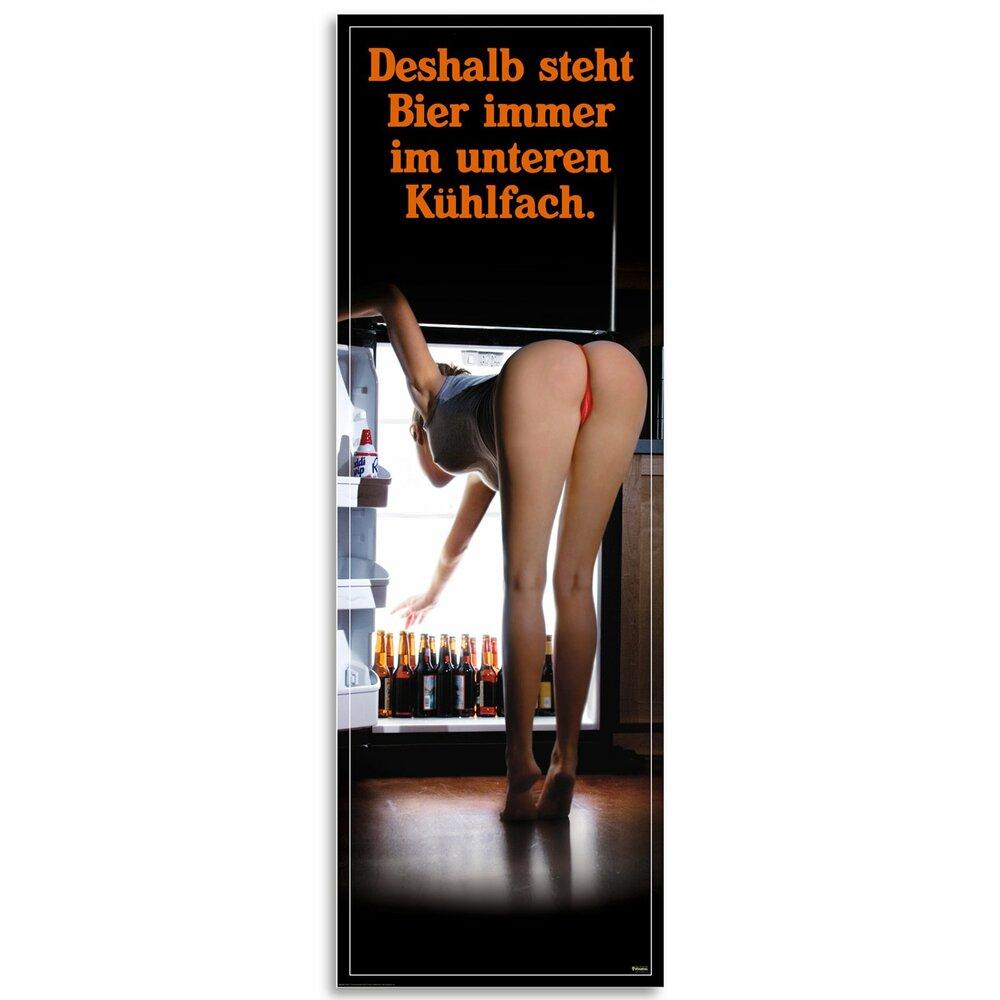 Jumbo Poster Bier 53x158 Cm Trposter Deko