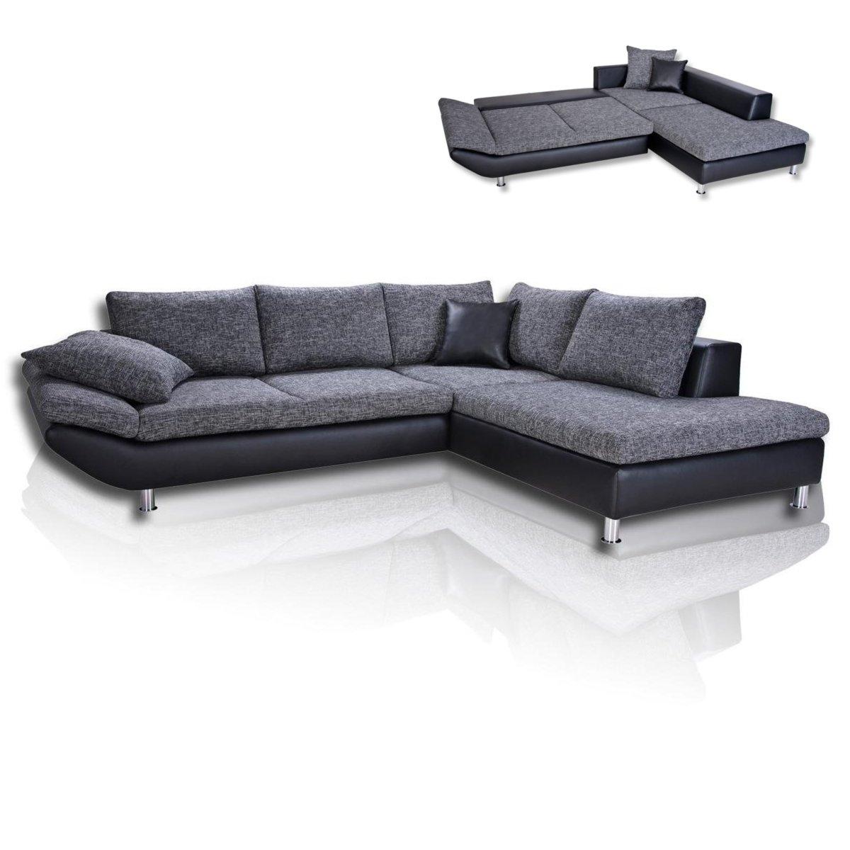eckcouch mit liegefunktion designer ecksofas preisvergleiche erfahrungsberichte und kauf bei. Black Bedroom Furniture Sets. Home Design Ideas