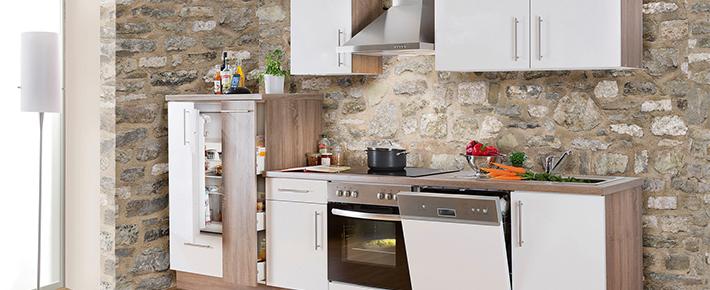 Küchenzeile roller  Küche JULIA | Schrankserien | Küchenschränke | Möbel | Möbelhaus ...