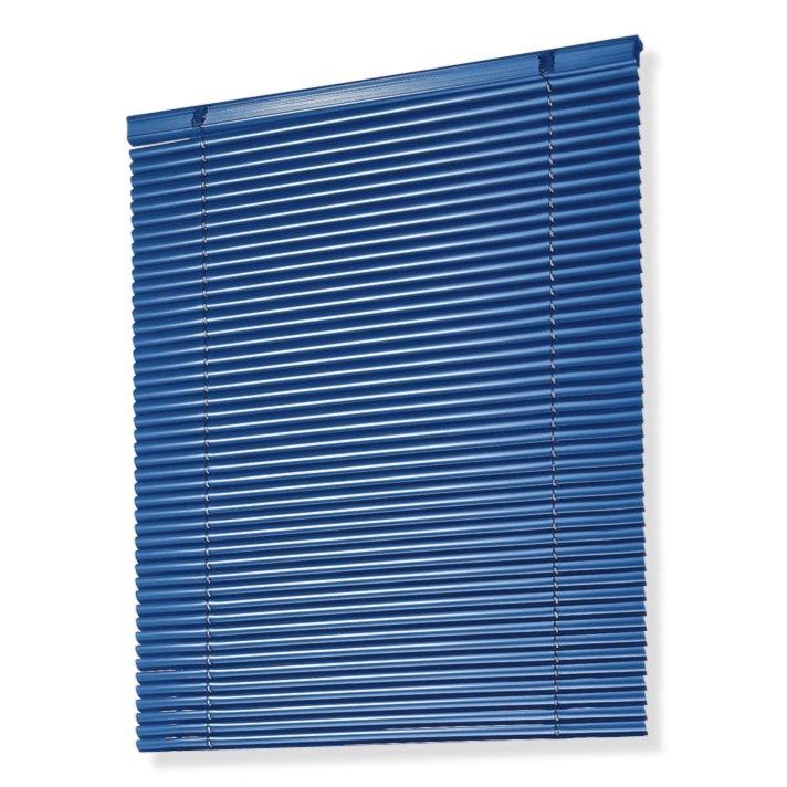 jalousie blau mit zubeh r 120x160 cm jalousien rollos jalousien deko haushalt. Black Bedroom Furniture Sets. Home Design Ideas