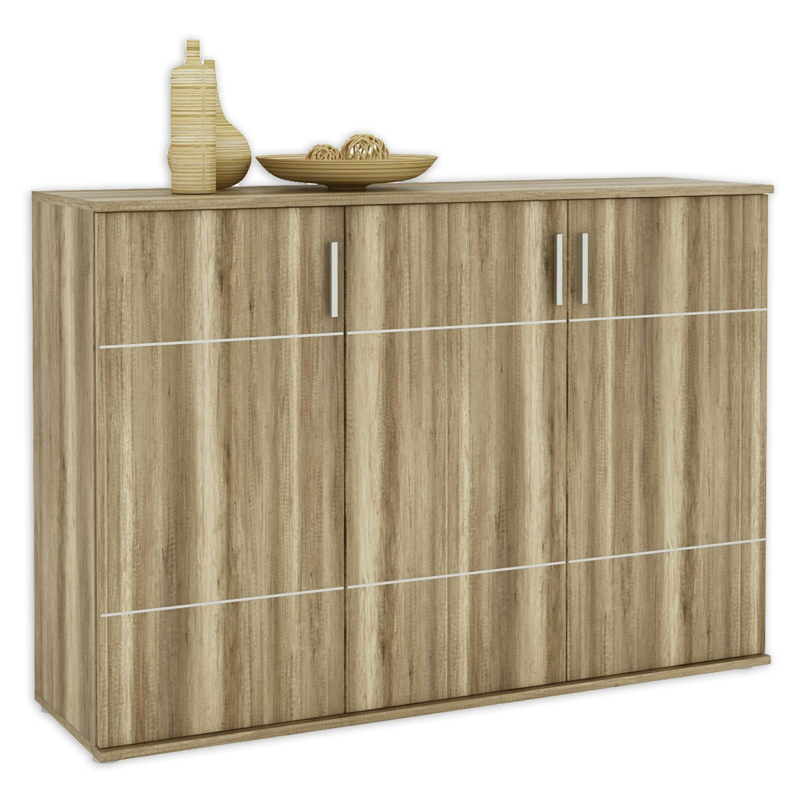 Kommode Jonas Eiche Antik 132 Cm Breit Kommoden Sideboards