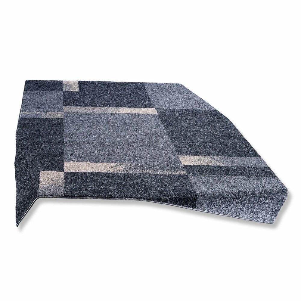 teppich vera grau 80x150 cm online bei roller kaufen. Black Bedroom Furniture Sets. Home Design Ideas