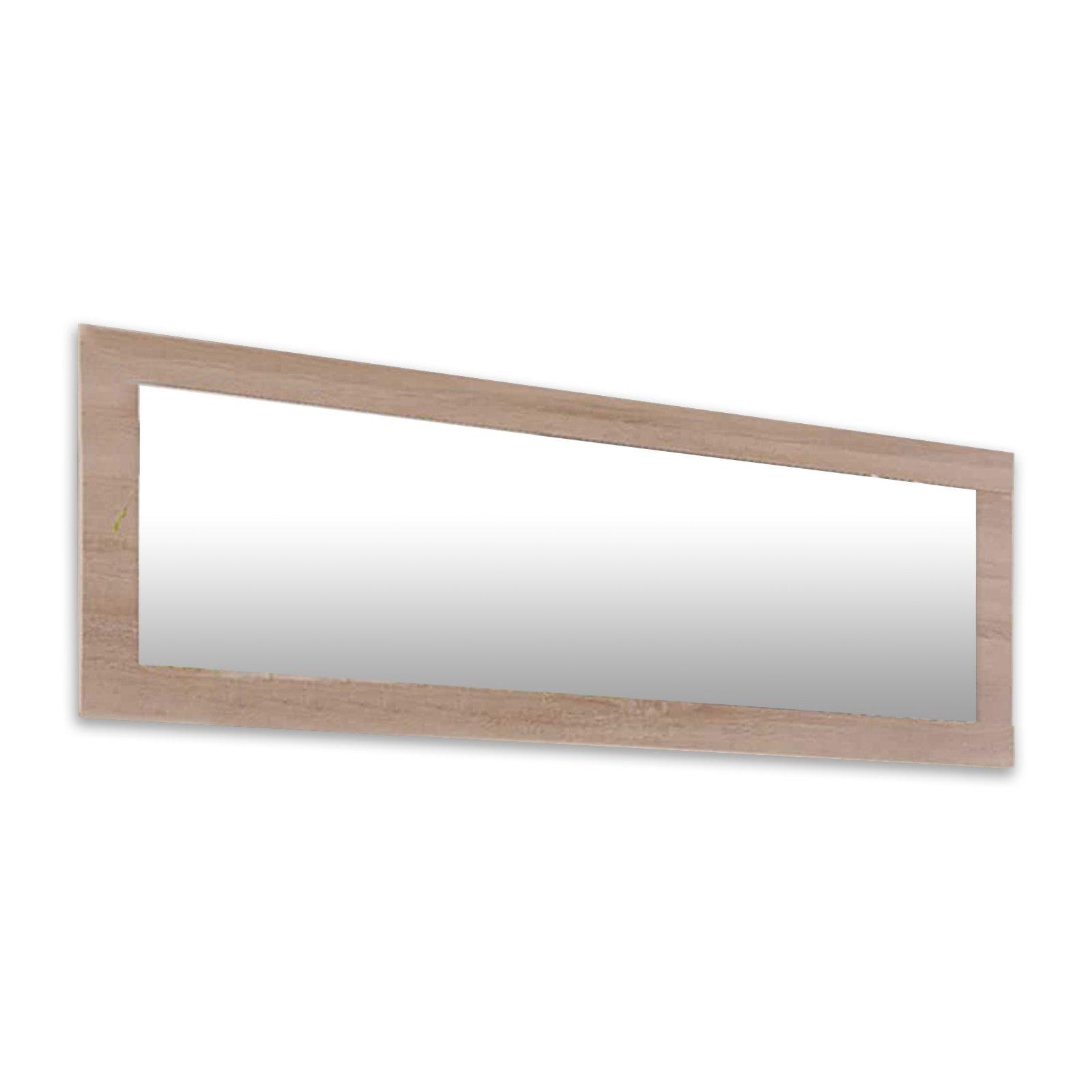 spiegel boom sonoma eiche wandspiegel wandspiegel spiegel deko haushalt roller. Black Bedroom Furniture Sets. Home Design Ideas
