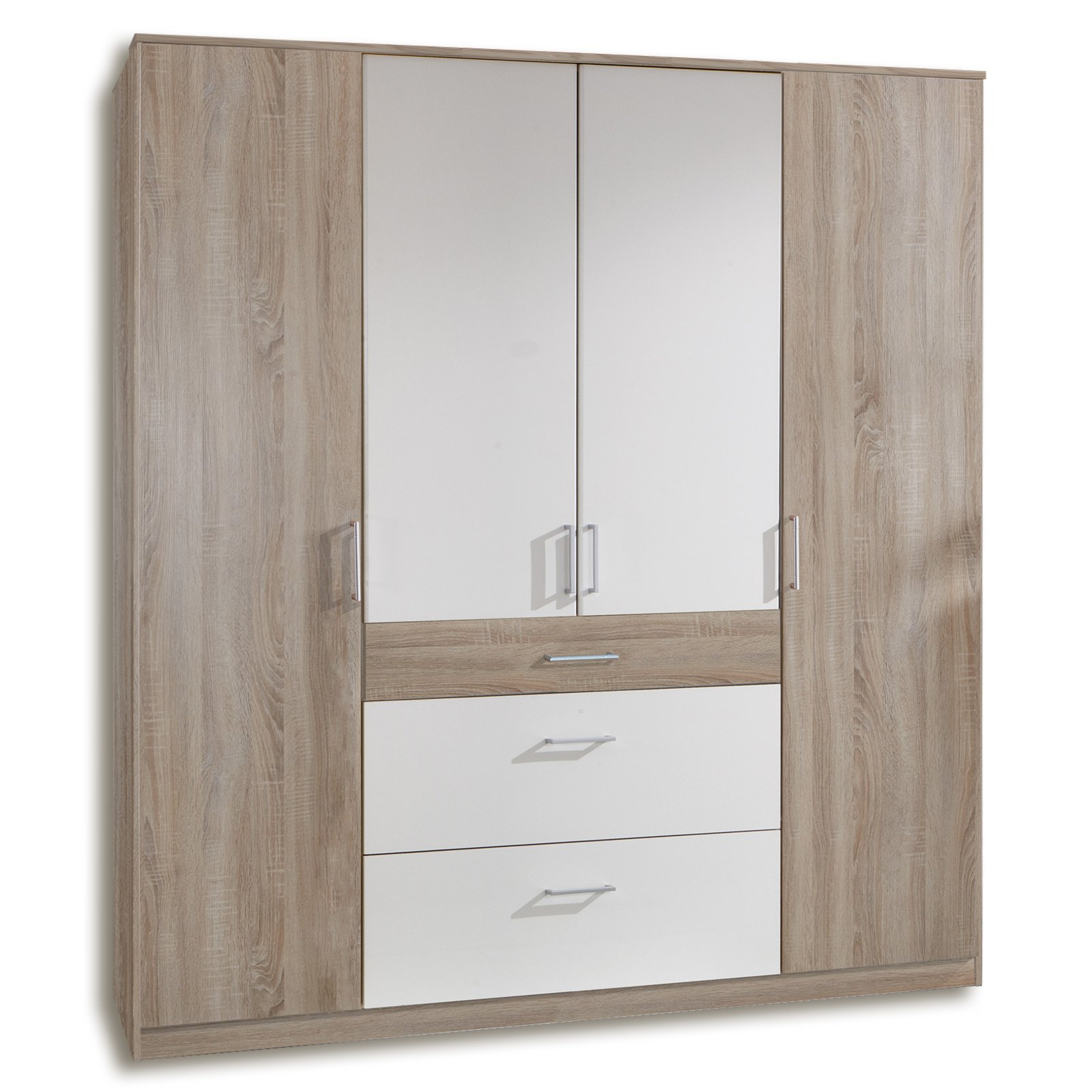 kleiderschrank breite 180 cm preisvergleiche erfahrungsberichte und kauf bei nextag. Black Bedroom Furniture Sets. Home Design Ideas