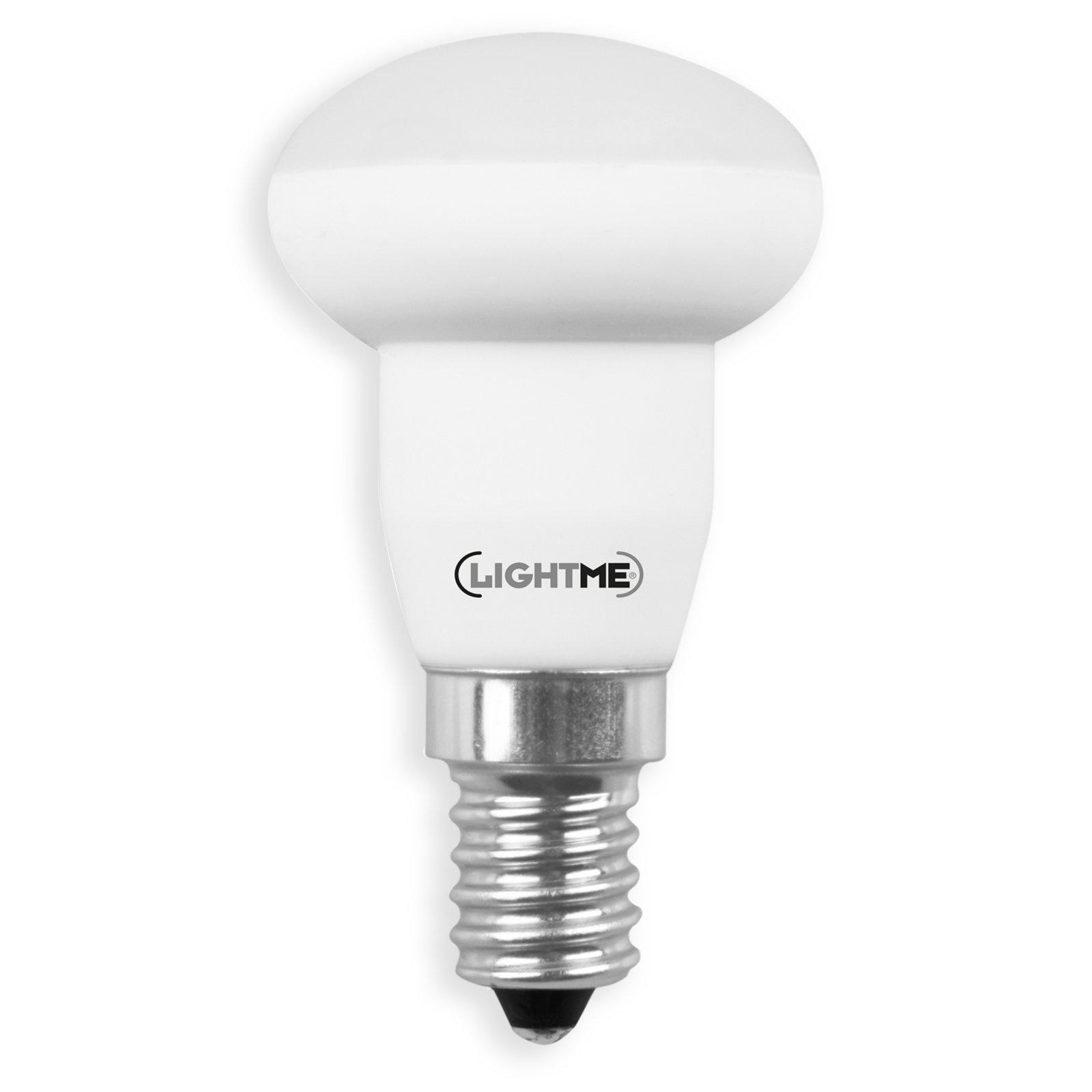 led reflektor lightme e14 3 5 w warmwei led leuchtmittel leuchtmittel gl hbirnen. Black Bedroom Furniture Sets. Home Design Ideas