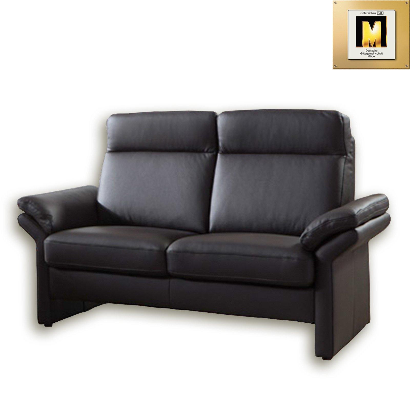 2 sitzer ledersofa braun federkern einzelsitzauszug polstergarnitur braun federkern. Black Bedroom Furniture Sets. Home Design Ideas