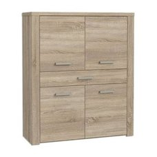 Highboard - Sonoma Eiche - 116 cm breit