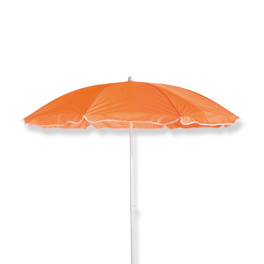 Cleverpick Sonnenschirm Orange Knickfunktion ø 160 Cm